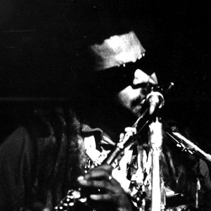 Flute Player Roland Kirk - age: 42