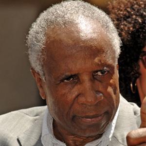 baseball player Frank Robinson - age: 81