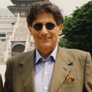 Philosopher Edward Said - age: 67