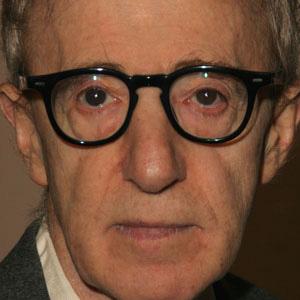 Director Woody Allen - age: 85