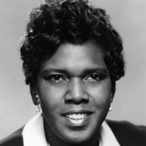 Politician Barbara Jordan - age: 59