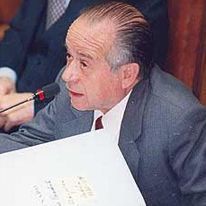 Politician Andres Zaldivar - age: 84