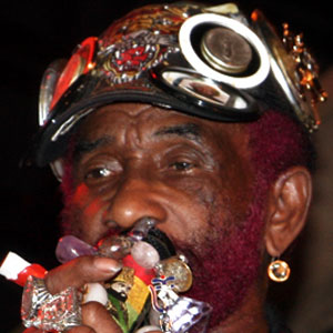 Music Producer Lee Scratch Perry - age: 84