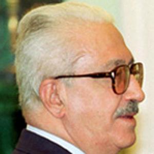 Politician Tariq Aziz - age: 84
