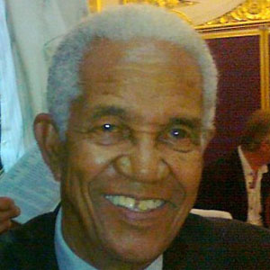 Cricket Player Garfield Sobers - age: 84