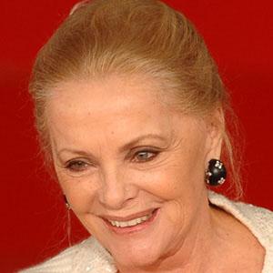 Movie actress Virna Lisi - age: 80