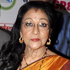 Movie actress Mala Sinha - age: 84
