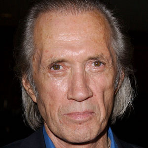 Movie Actor David Carradine - age: 72