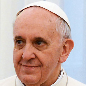 Religious Leader Pope Francis - age: 81