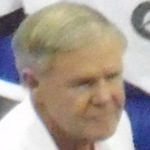 Coach Denny Crum - age: 83