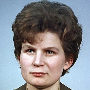 Astronaut Valentina Tereshkova - age: 83