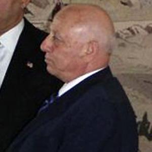 Politician Ahmed Qurei - age: 83