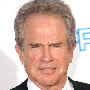 Movie Actor Warren Beatty - age: 84
