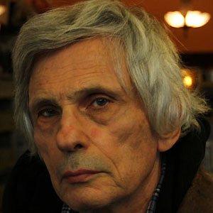Novelist Jerome Charyn - age: 84