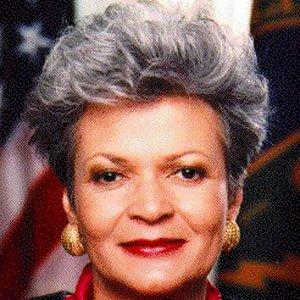 Politician Hazel R. Oleary - age: 83