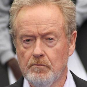 Director Ridley Scott - age: 83