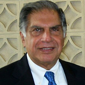 Entrepreneur Ratan Tata - age: 83