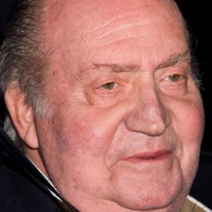 World Leader Juan Carlos I King of Spain - age: 83