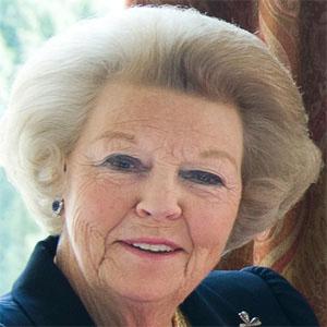 Royalty Queen Beatrix - age: 83