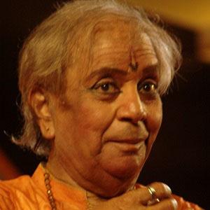 Choreographer Birju Maharaj - age: 82