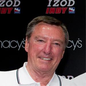 Race Car Driver Johnny Rutherford - age: 82