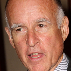 Politician Jerry Brown - age: 83