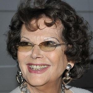 Movie actress Claudia Cardinale - age: 83