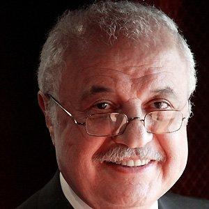 Economist Talal Abughazaleh - age: 82