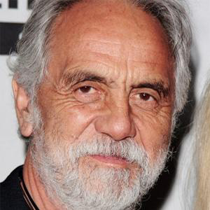 Movie Actor Tommy Chong - age: 83