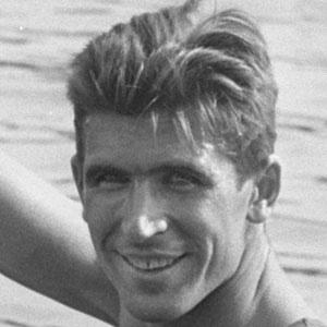 Skier Vyacheslav Ivanov - age: 82