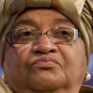 World Leader Ellen Johnson Sirleaf - age: 82