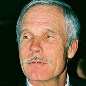 Entrepreneur Ted Turner - age: 78