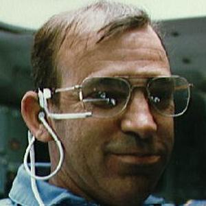 Astronaut John Fabian - age: 81