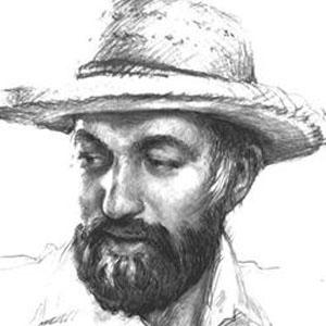 Sculptor Edward J. Fraughton - age: 81