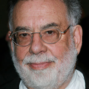 Director Francis Ford Coppola - age: 82