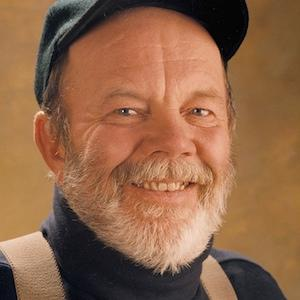 Young Adult Author Gary Paulsen - age: 81
