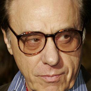 Director Peter Bogdanovich - age: 81