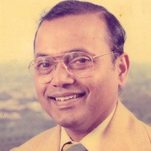 Scientist Nazeer Ahmed - age: 81