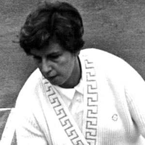 Female Tennis Player Maria Bueno - age: 81