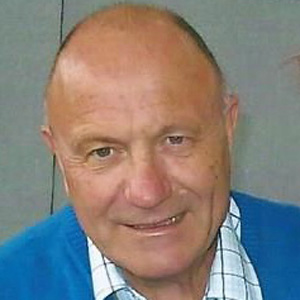 Rugby Player George Cohen - age: 77