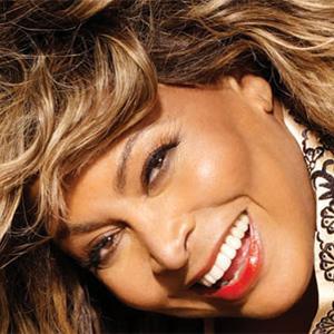 R&B Singer Tina Turner - age: 78