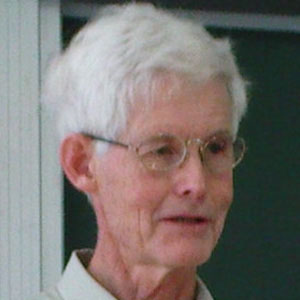 Mathematician Stephen Cook - age: 77