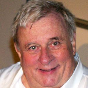 Novelist Edmund White - age: 81