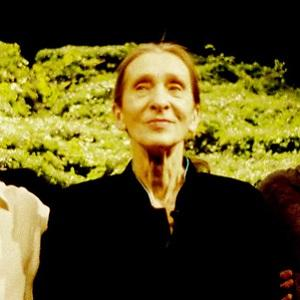 Dancer Pina Bausch - age: 68