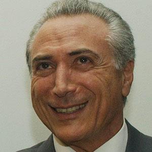 Politician Michel Temer - age: 80