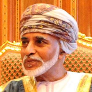 Royalty Qaboos Binsaid Al-said - age: 80
