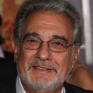 Opera Singer Placido Domingo - age: 79