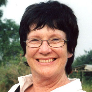 Photographer Sue Williamson - age: 79