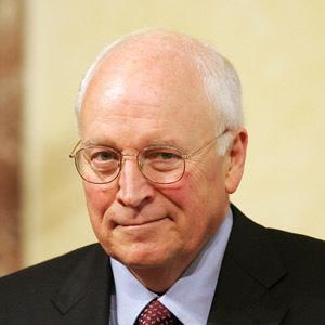Politician Dick Cheney - age: 79