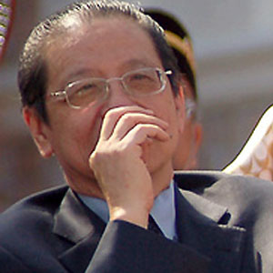 Politician Lim Kit Siang - age: 79